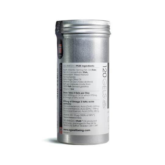 omega 3 fish oil gels