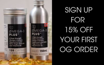 Sign up for 15% off your first order